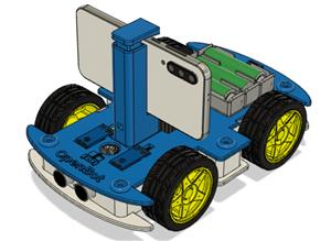 """PCB V2 for """"OpenBot: Turning Smartphones into Robots"""""""