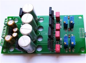 Headphone amplifier AH-P1 v2.0