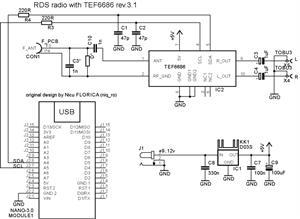 Minimal TEF6686 radio (2)