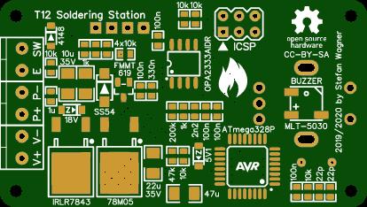ATmega SolderingStation SMD v2