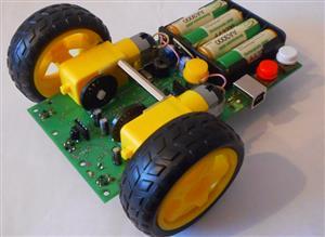 MY FIRST ROBOT DIY Kit