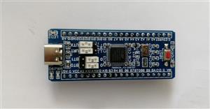 DAPLINK and STM32 minimum system combination