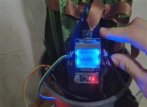 Arduino Plant Water Management System w/ BME280