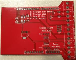 REVA Charger controll v,1