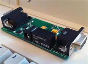 TenoxVGA Adapter for Atari TT High Res Mode