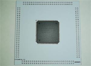 LQFP208 to DIP adapter