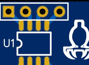 Soic 8 to Dip adapter