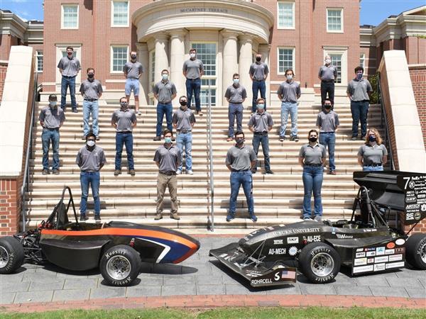 War Eagle Motorsports - Auburn University