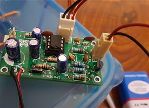 Morse Code Code Practice Oscillator- Twin T Oscillator