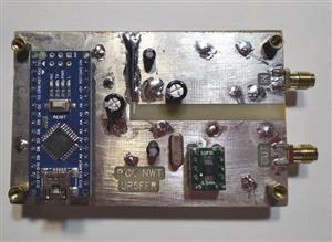 Pico NWT - анализатор бедного радиолюбителя