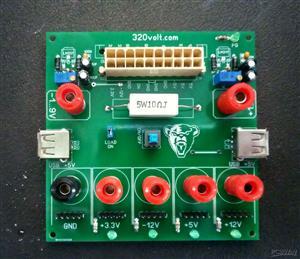ATX Breakout Board