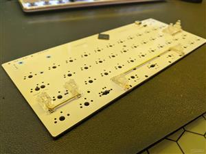 Keyboard PCB Squash V0