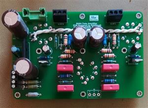 RH84 Single ended amplifier