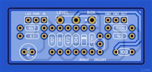 EQD Arrows Pre-Amp Booster