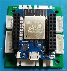 ESP32-Minikit Base Board