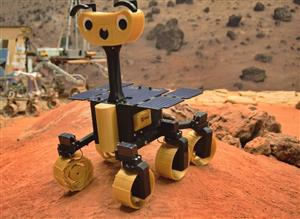 ExoMy - The 3D Printed Rover