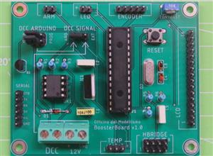 DCC BoosterBoard