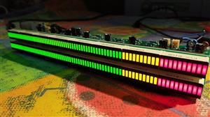 160 LED VU meter LED board