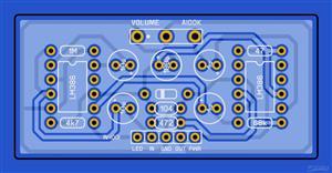 EQD Acapulco Gold power amp distortion