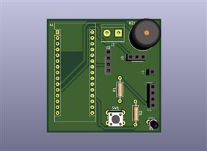Fire Alarm  System with Arduino Nano