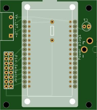 Ws2812B Remote zone Panel Controller