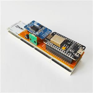 ESP Matrix Board - LED Dot Matrix Clock WiFi Android App
