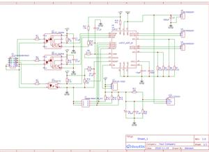 MicrostepDriver_LV8727_SMD_flat installation