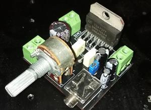 2X35W Amplifier Module 12V