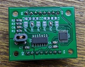 Quadrature Exciter/Detector Sampler