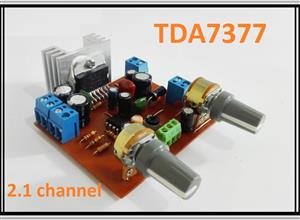 TDA7377 2.1 Amplifier powerful
