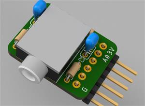 Audio input for shield v2.0
