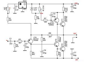 JLH amplifier