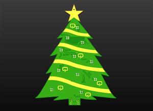 RGB Christmas Tree