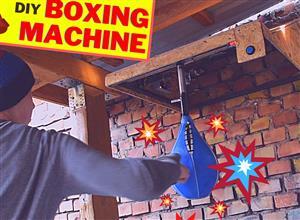 How to make a boxer machine