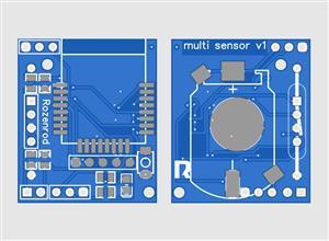 Zigbee multi sensor