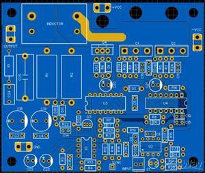 500W UCD Class D Amplifier