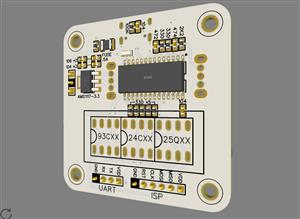 Programmer [CH341A] USB to serial port ver.2.1