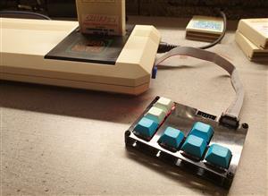C64 JoyKEY Module