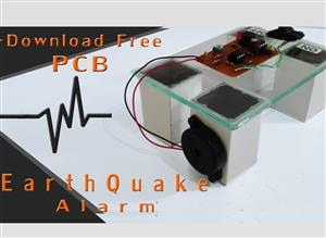 EarthQuake Alarm with PIEZO