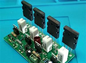 200W Power Amplifier
