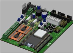 ESP32 based dev board