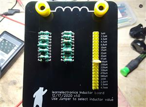 Inductor Substitution Board