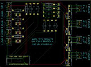 Arduino Nano Digital I/O Board
