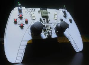 ESP32 BLE GamePad