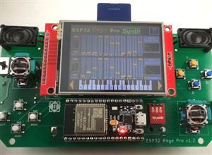 ESP32 R4ge Pro