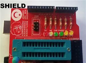 Arduino Bootloader Shield