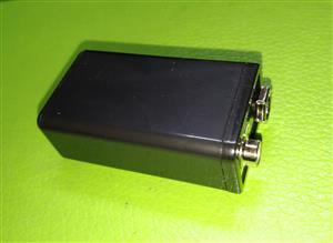 Li-ion battery 6F22 9 V