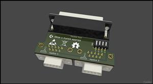 Amiga 4 Player Adapter