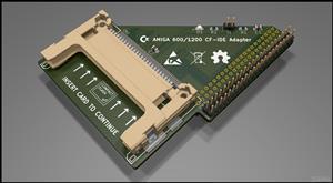 Amiga 600/1200 CF-IDE Adapter