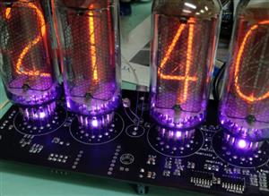 Nixie Clock IN-18 & ESP12(ESP8266) WiFi